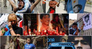 Maradona bizden biri: Mahallemizin haşarı delikanlısı…